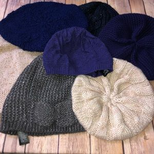 Bundle of Forever 21 Beanies & Berets